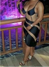 dress,beautiful,black dress