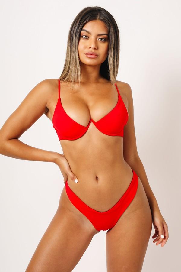 underwire bikini top kaohs bikini ishine365 shop ishine365 adjustable straps sofia jamora celebrity bikini swimwear