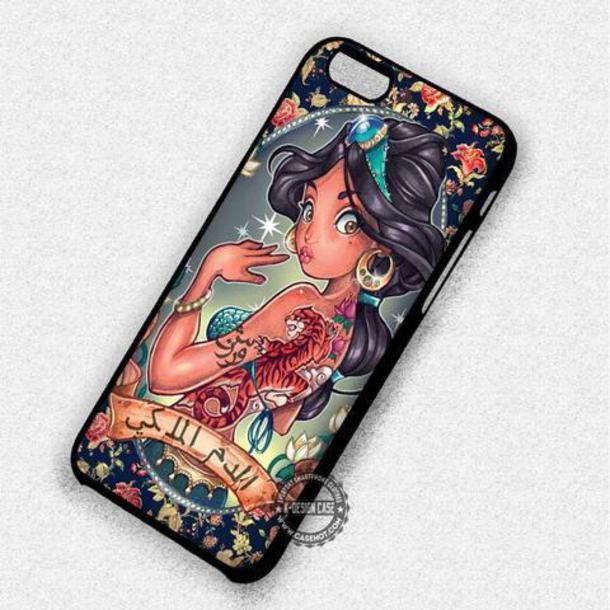 top cartoon disney aladdin Jasmine iphone cover iphone case iphone 7 case iphone 7 plus iphone 6 case iphone 6 plus iphone 6s iphone 6s plus iphone 5 case iphone 5c iphone 5s iphone se iphone 4 case iphone 4s