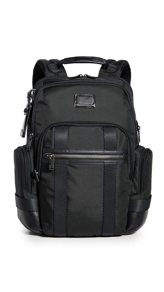 Tumi Alpha Bravo Nathan Backpack in black