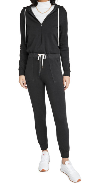 MONROW Supersoft Jumpsuit in black