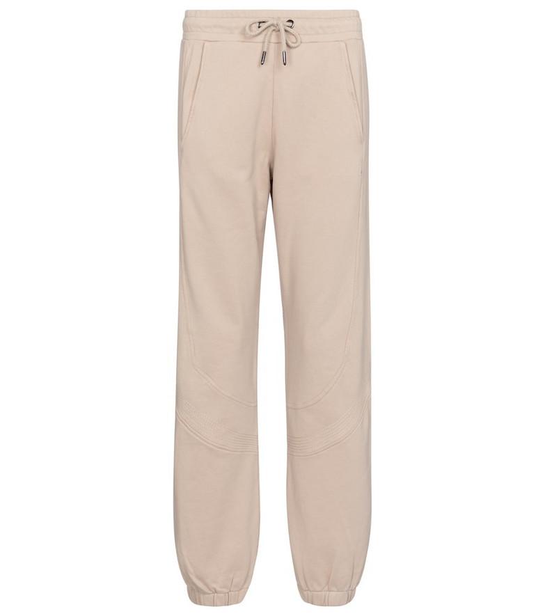 Dorothee Schumacher Casual Coolness cotton sweatpants in beige
