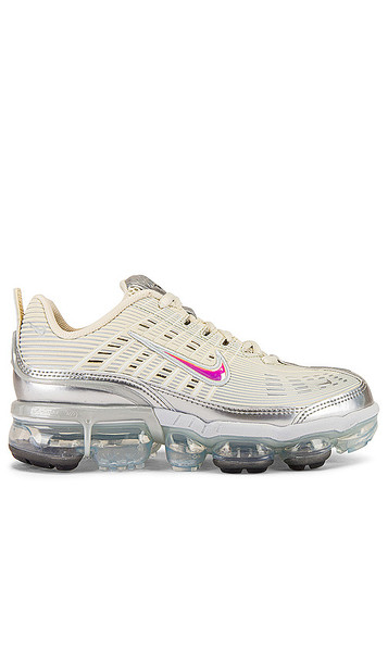 Nike Air Vapormax 360 Sneaker in Cream