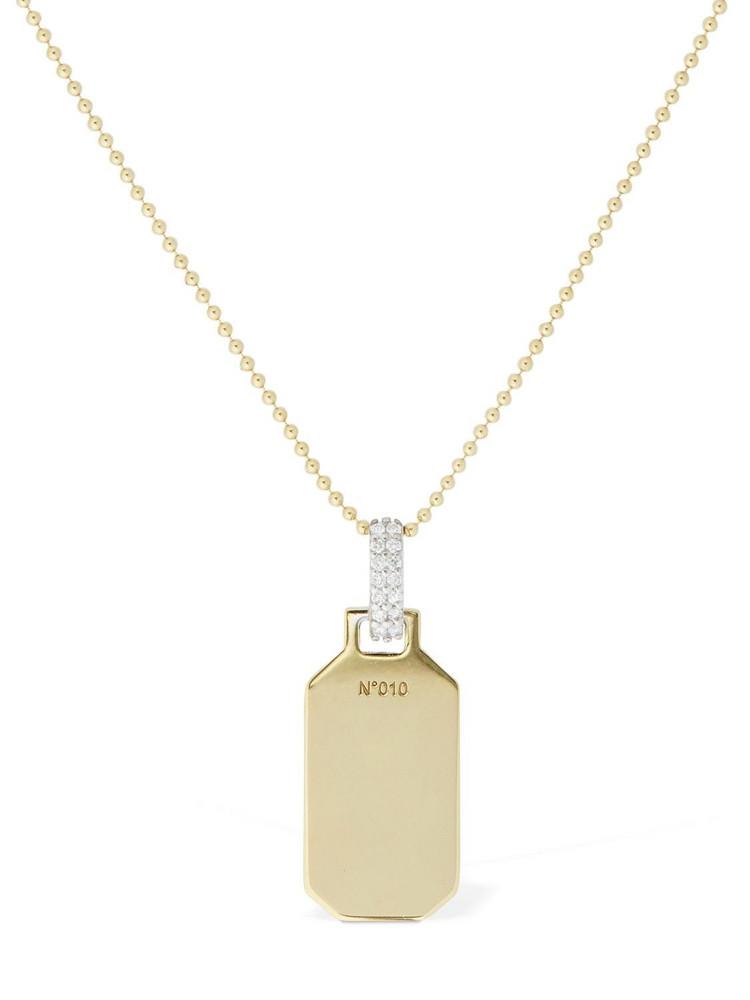 EÉRA Small Tokyo 18kt Gold & Diamond Necklace