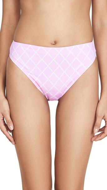 Fisch Public Bikini Bottoms in pink