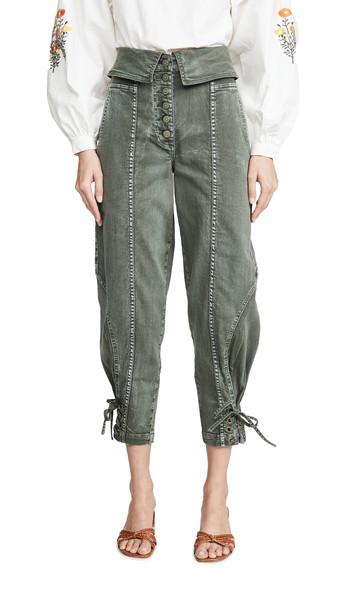Ulla Johnson Kingston Jeans