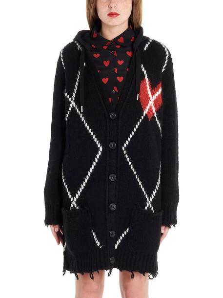 Red Valentino Cardigan in black