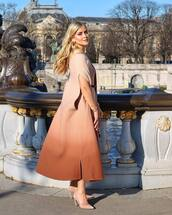 shoes,pumps,long coat,dior,high waisted skirt,pleated skirt,pink skirt,pink top