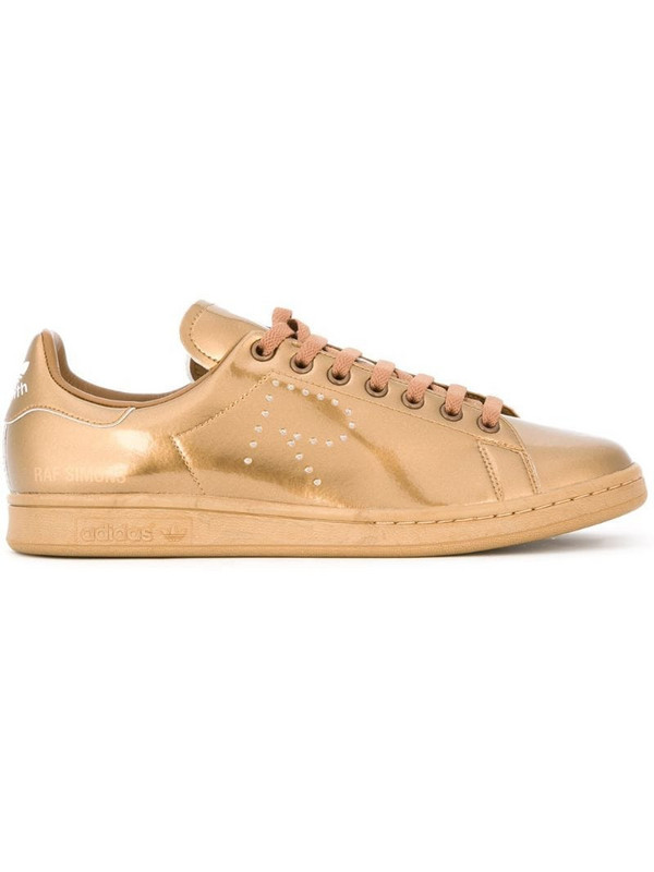 adidas by Raf Simons Stan Smith sneakers in metallic