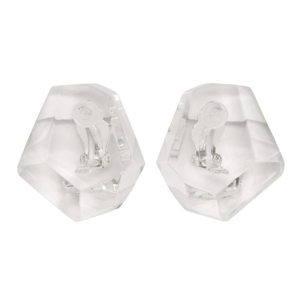 Monies Transparent Monterrey Earrings