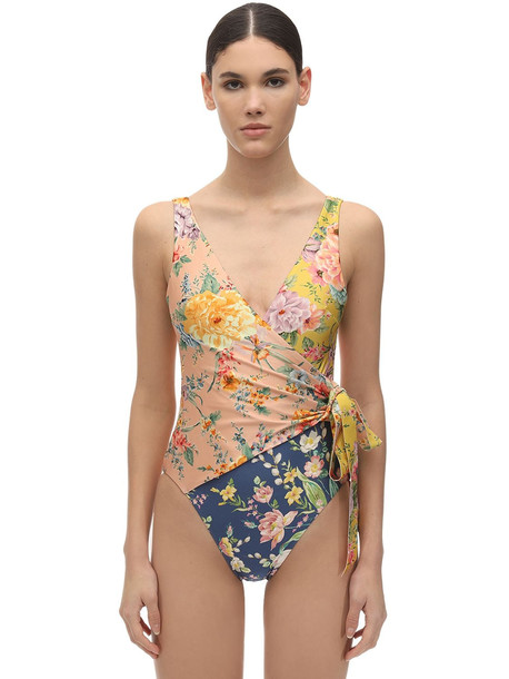 ZIMMERMANN Zinnia Lycra One Piece Swimsuit
