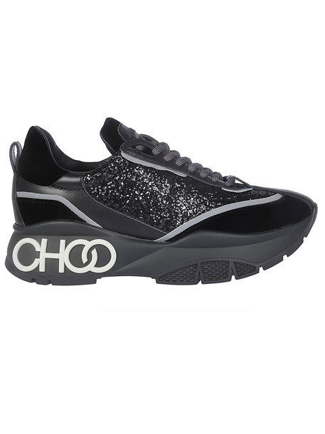 Jimmy Choo Raine Sneakers in black