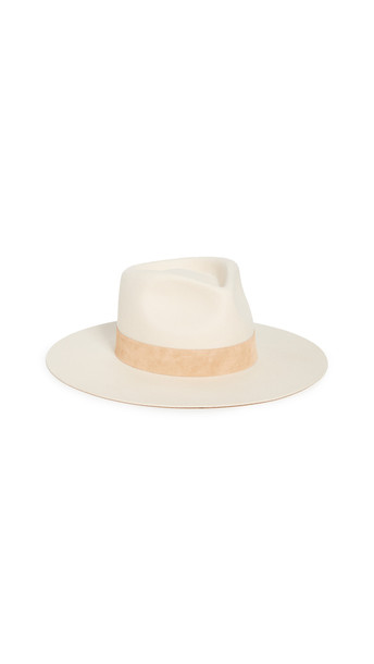 Lack Of Color The Mirage Hat in ivory