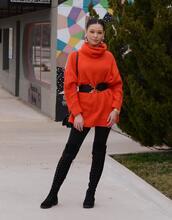 raspberry jam,blogger,sweater,belt,leggings,jewels,shoes,bag