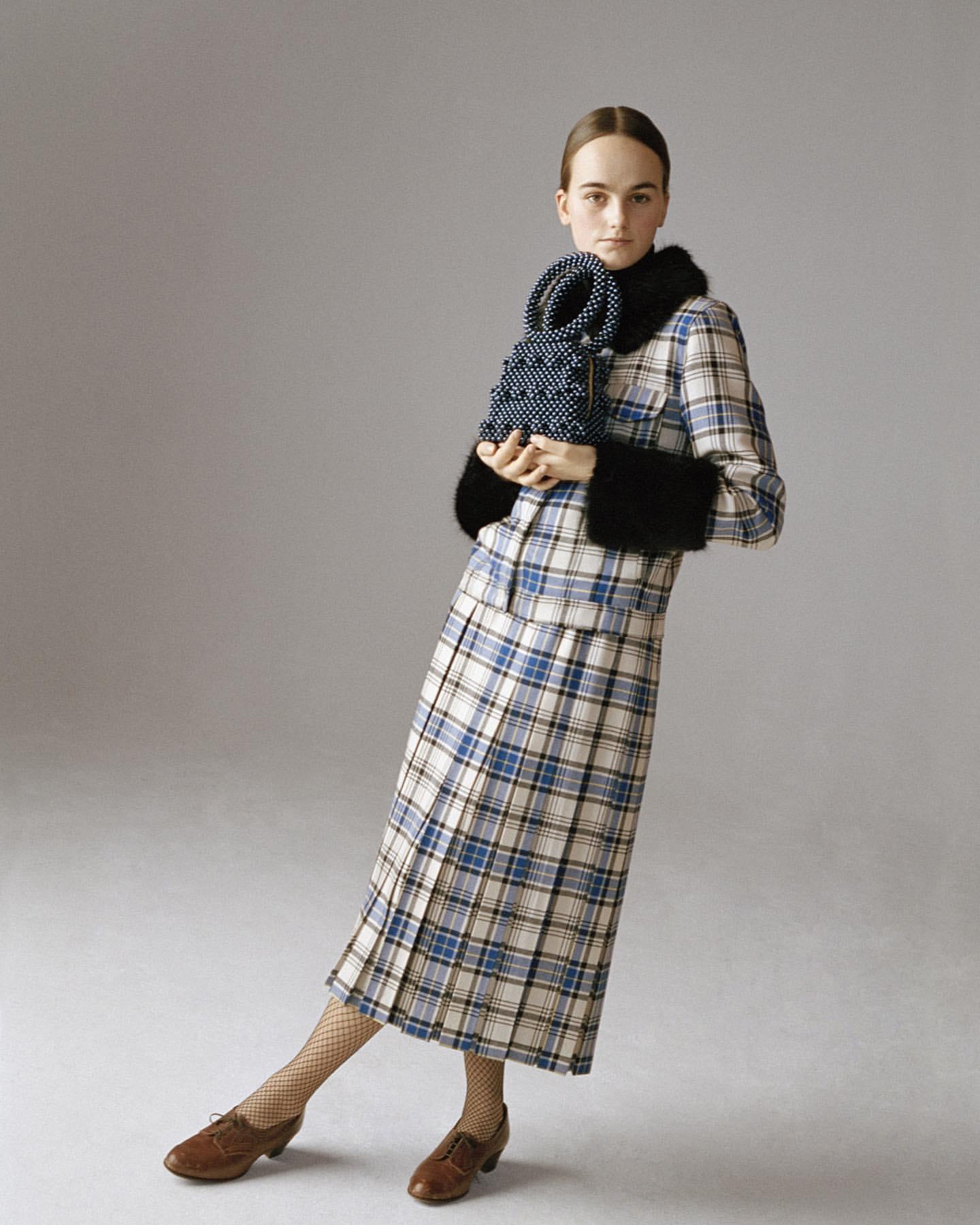 bag jacket skirt