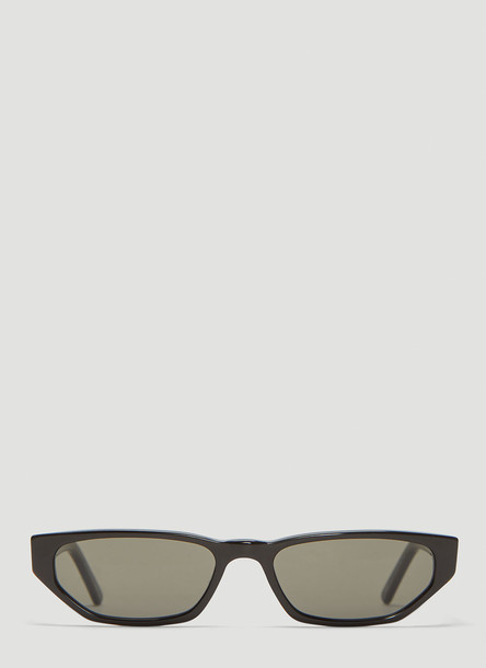 Andy Wolf Tamsyn Sunglasses in Black size One Size