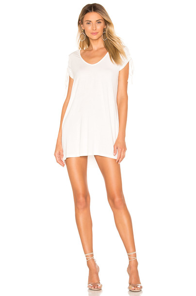 Lovers + Friends Sonora Dress in white