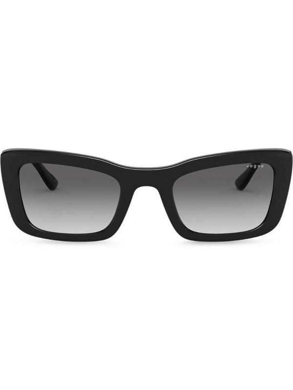 Vogue Eyewear square-frame sunglasses in black