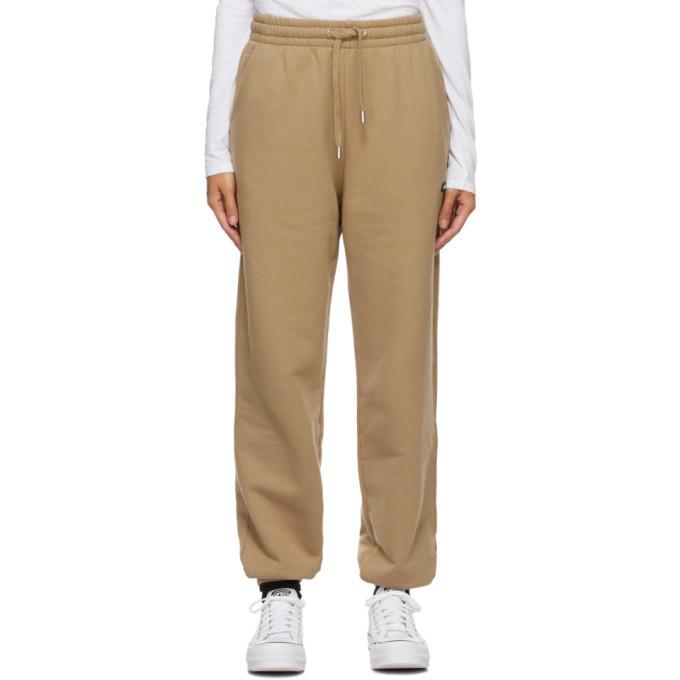 Mackage Brown Presley Lounge Pants in camel