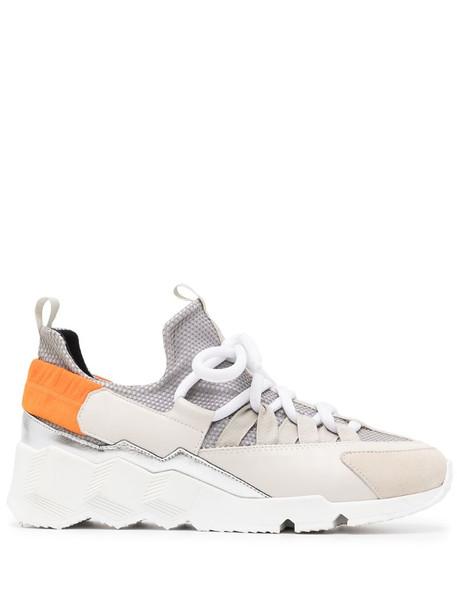 Pierre Hardy Trek Comet sneakers in white