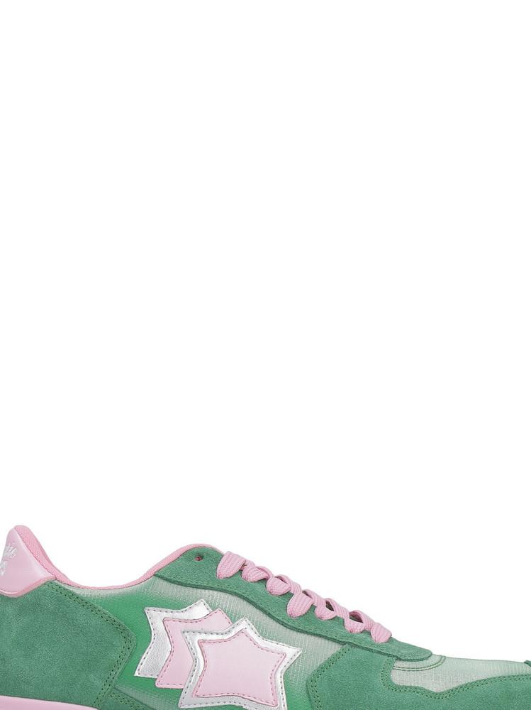 Atlantic Stars Vega Low-top Sneakers in green