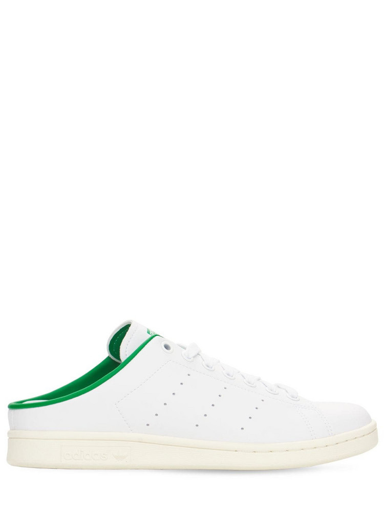 ADIDAS ORIGINALS Stan Smith Vegan Mule Sneakers in white