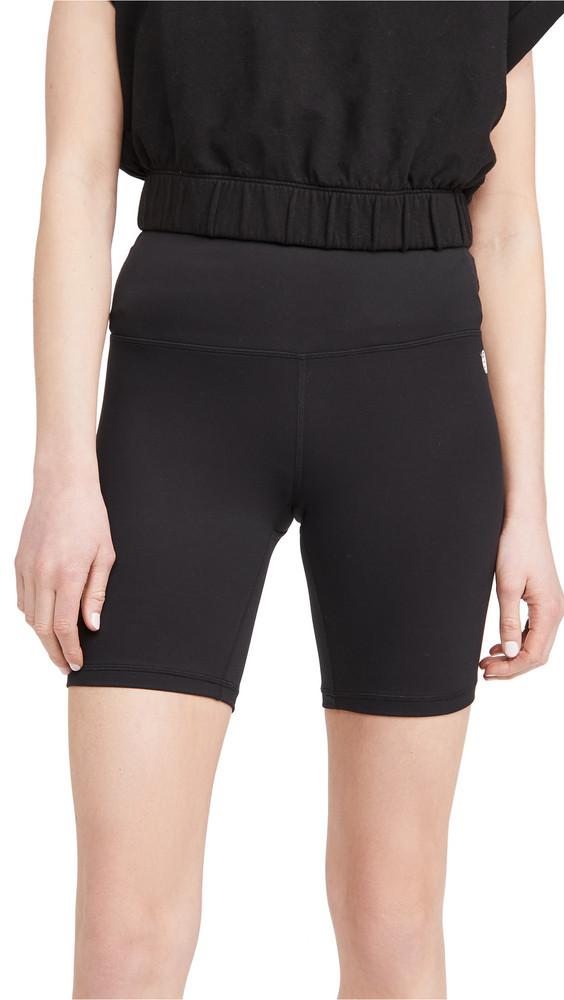Tory Sport Weightless Bike Shorts in black