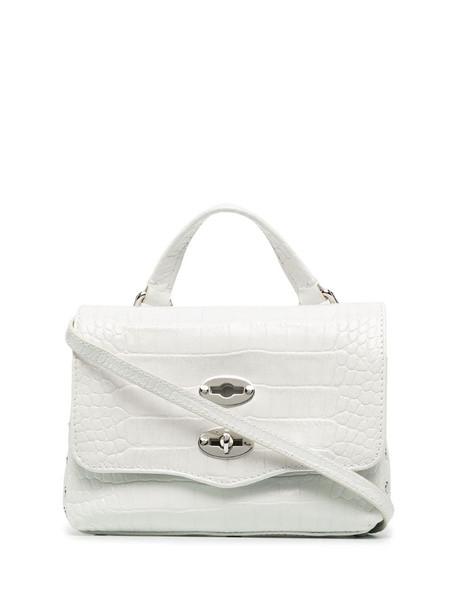 Zanellato mini Postina shoulder bag in white