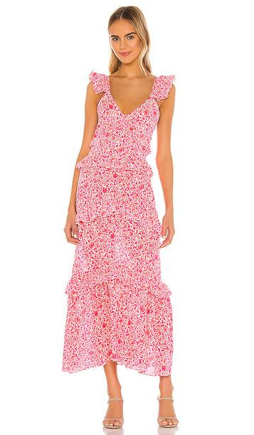 MISA Los Angeles Morrison Dress in Pink