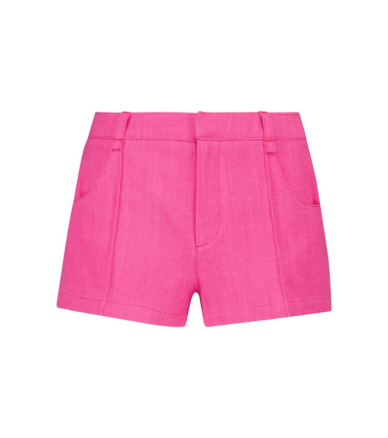 Jacquemus Exclusive to Mytheresa – Le Short shorts in pink
