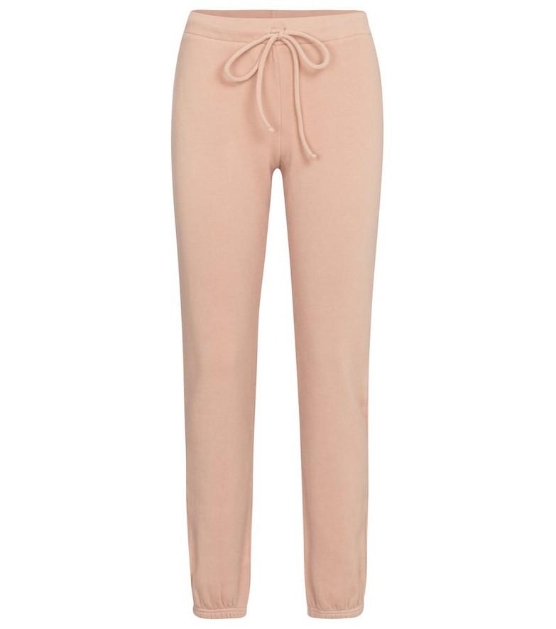 Lanston Sport Sydney sweatpants in pink