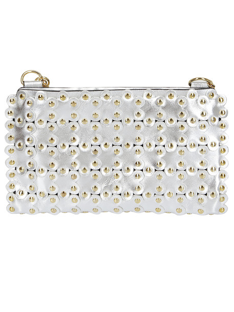 RED Valentino Clutch in silver