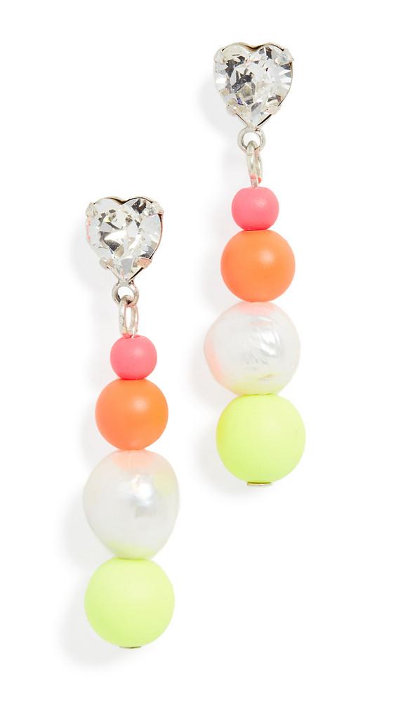 DANNIJO Maha Earrings in multi