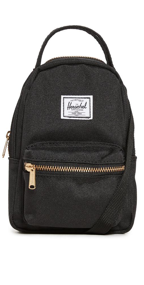 Herschel Supply Co. Herschel Supply Co. Nova Crossbody Bag in black