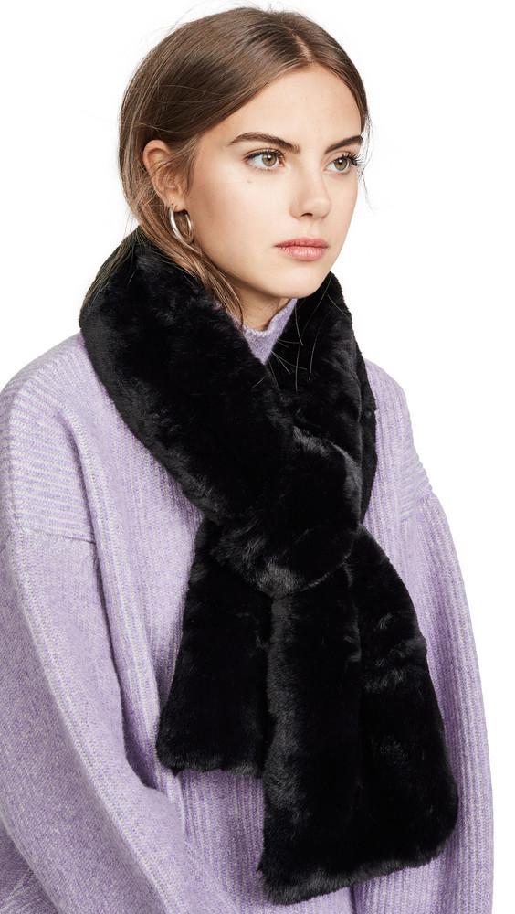 Apparis Luna Scarf in black