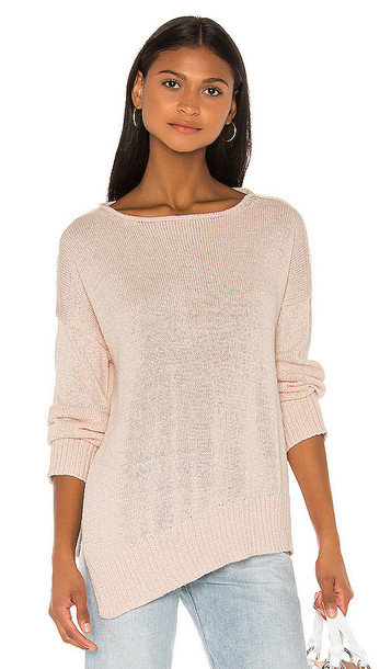 ALLSAINTS Nadine Sweater in Pink