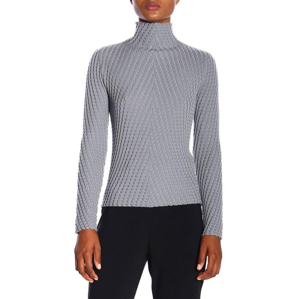 Giorgio Armani Sweater Sweater Women Giorgio Armani in grey