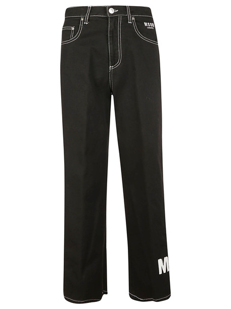 Msgm Flared Jeans