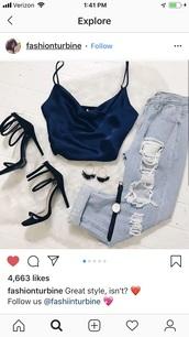 tank top,blouse,silk,crop,pretty,girly,flirty style