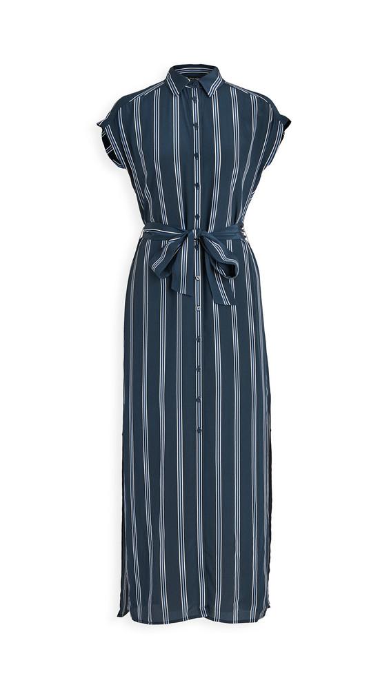 Club Monaco Danielle Dress in blue