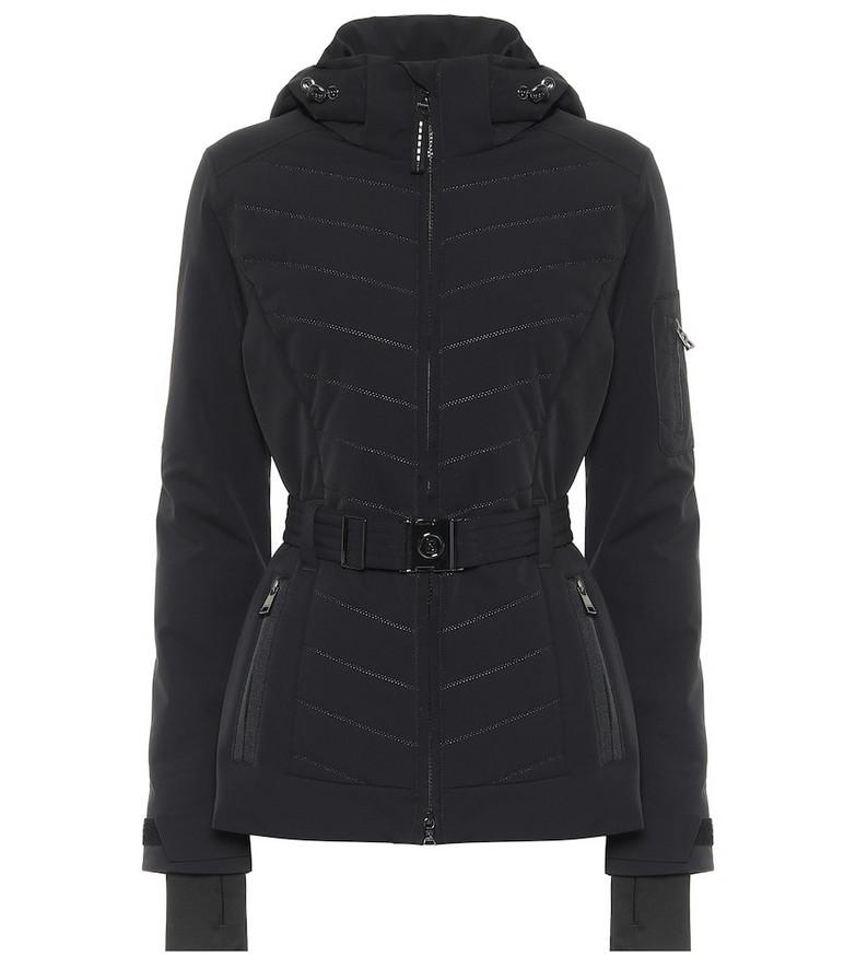 Bogner Gitta-T down ski jacket in black