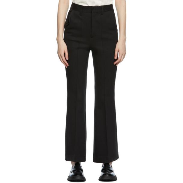 ADER error Black Farrok Trousers