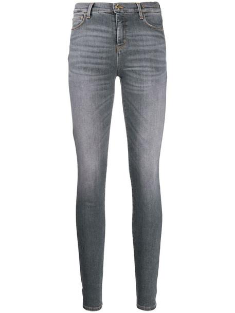 Twin-Set skinny jeans in grey