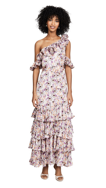 Alexis Amonda Dress in lilac
