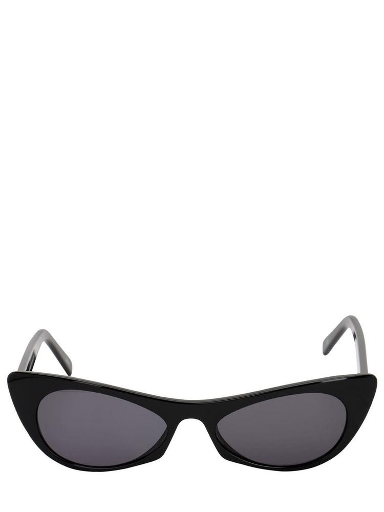 ANDY WOLF Ezra Cat-eye Acetate Sunglasses in black