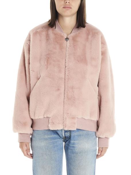 Chiara Ferragni eyes Jacket in pink