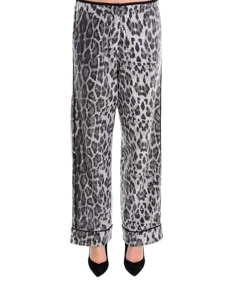 In The Mood For Love Loren Trousers in grey