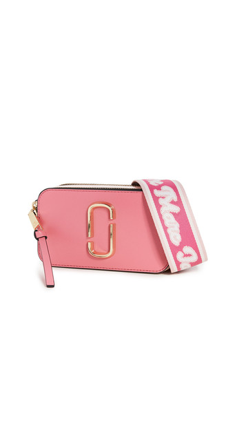 The Marc Jacobs Snapshot Crossbody Bag in multi