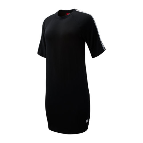 New Balance 93504 Women's NB Athletics N Pack Dress - Black/White (WD93504BK)