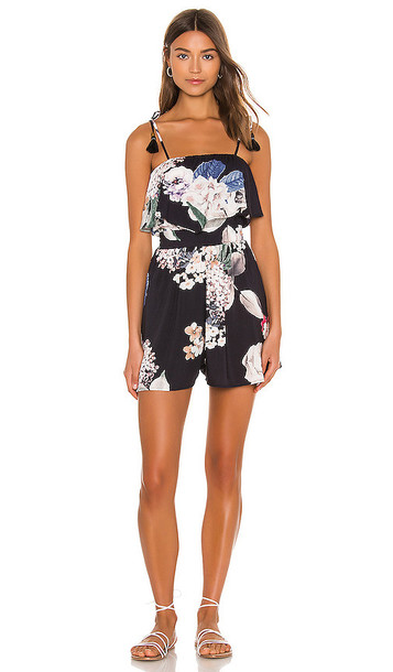Maaji Romper in Black
